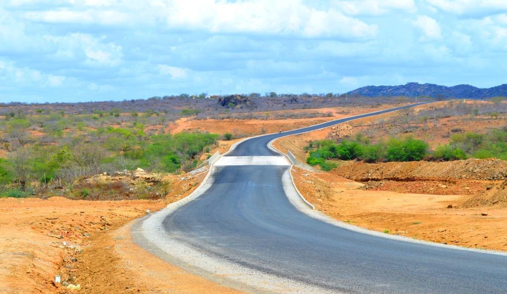 Algodão de Jandaíra ganha rodovia pavimentada